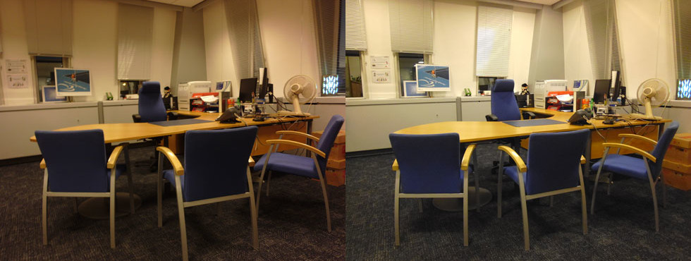 Office before/after
